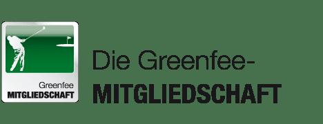 Greenfeemitgliedschaft