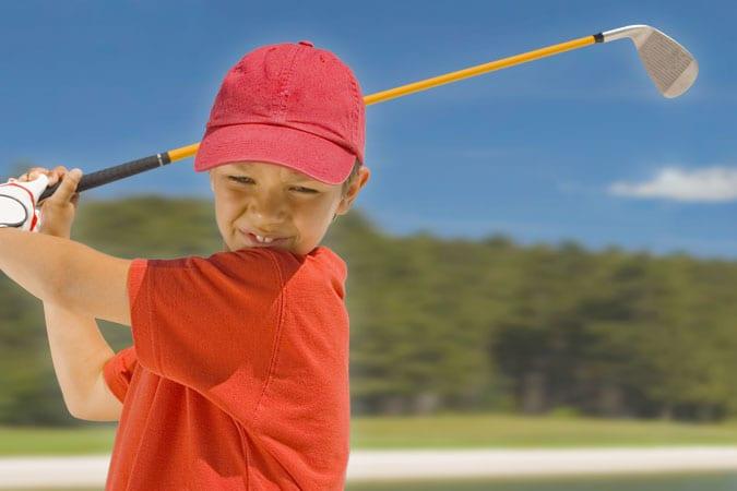 Golfmitgliedschaft Junioren