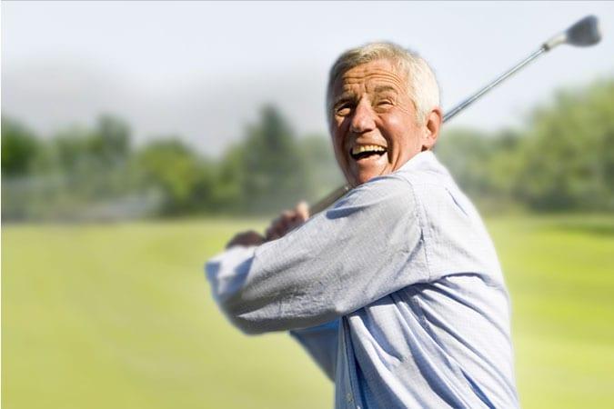 Golfmitgliedschaft Senioren