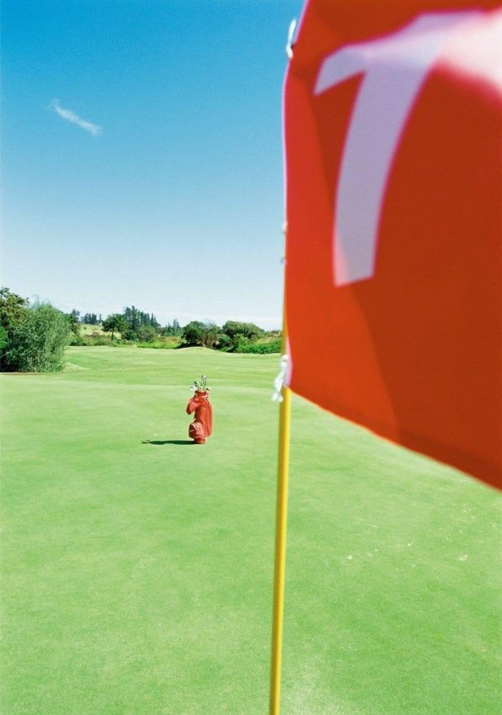 Golf Tipps Fahne